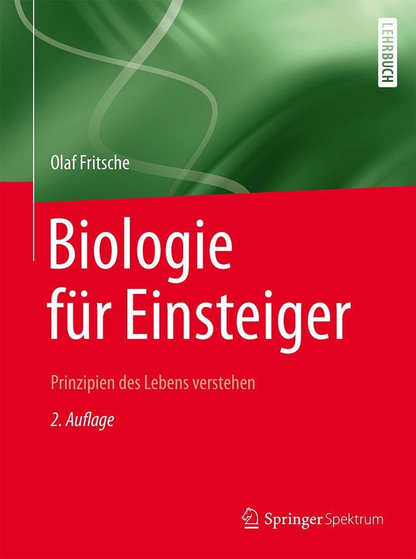Biologie für Einsteiger_Cover