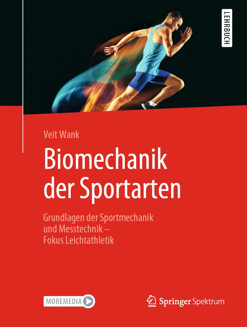 Biomechanik der Sportarten - Cover